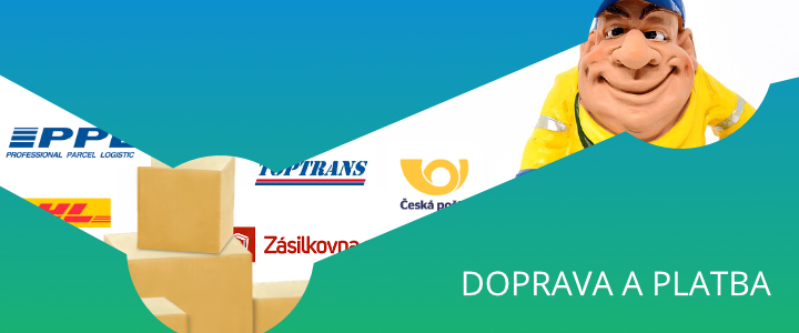 Optimalizujeme e-shop se SHOPSTATO – Doprava a platby